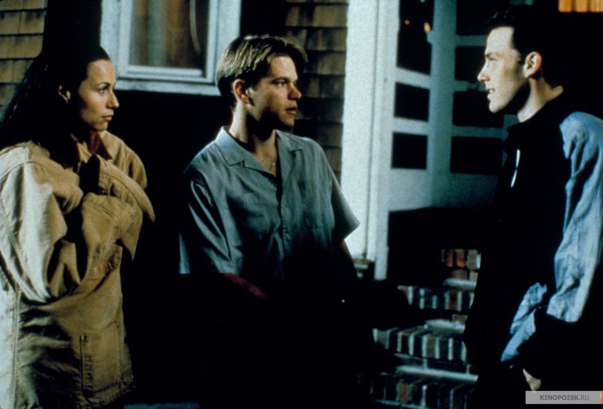 Кадр из фильма Умница Уилл Хантинг, 1997 год (18)
