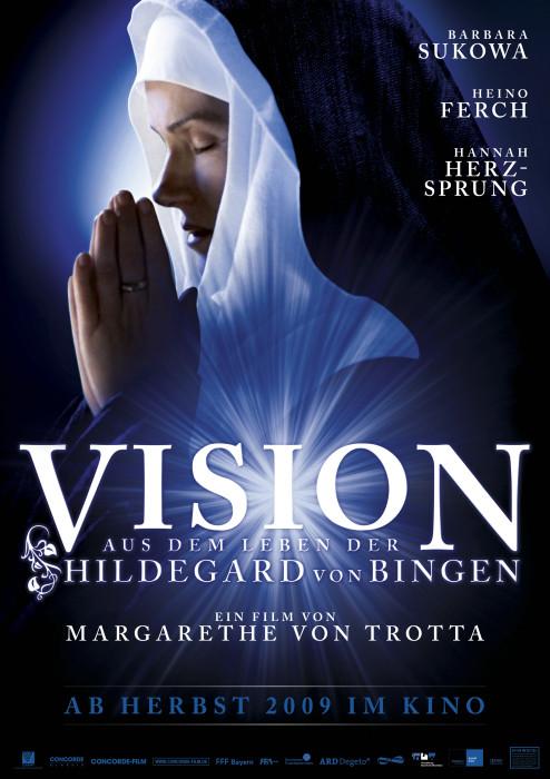 Фильм Видения – Из жизни Хильдегарды фон Бинген, 2009 год